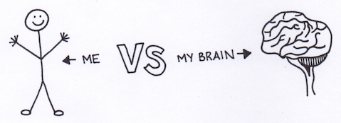 Me vs. My Brain: Productivity
